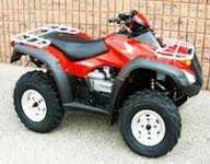 2006 Honda TRX680 Rincon Factory Service Manual