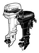 10HP 1998 10RPY Johnson/Evinrude outboard motor Service Manual