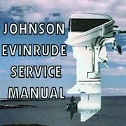 1971 1989 Johnson Evinrude 1 60 HP Outboards Repair Manual