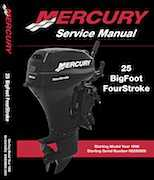 Buy 1998 mercury 50 hp 4 cyl stroke carbureted 20  Shop every store