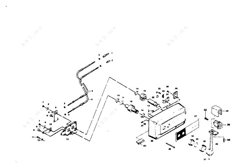 chrysler 115 1984  remote control