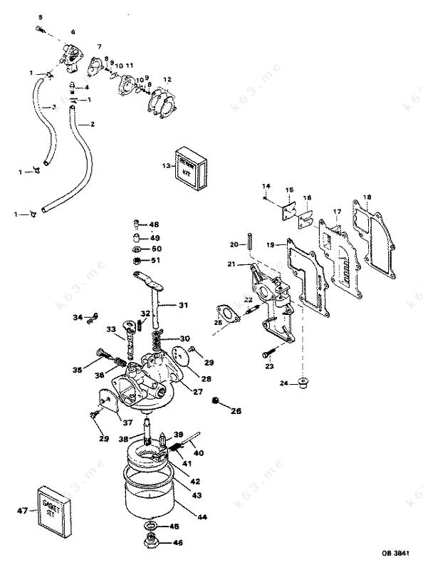 Chrysler 15 1984  Fuel System